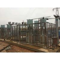 Quality Custom Outdoor Frame Type Reactive Power Compensation Device High Voltage 35kV for sale