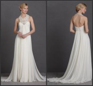 China Elegant Evening Dress halter neck (LP096) on sale