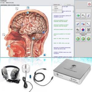 China 4025 Metatron NLS Therapy Machine Bioresonance Metapathia GR Hunter 5KG Weight on sale
