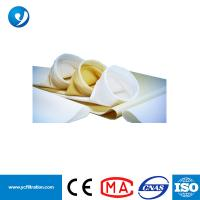 Quality Tensile Strength Dust Collector Needled Felt PTFE Air Filter Bags for Sale for sale