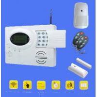 Quality Wired and wireless alarms system with wireless doorbell CX-600 for sale