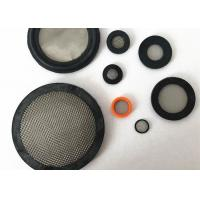 Quality 1/2 Inch Stainless Steel Rubber Mesh Washer Hose Filter Strainer for sale