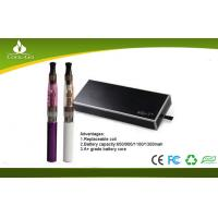 China Black Mini 650mAh Ego T Electronic Cigarette With USB Charger for Atomizer / Battery on sale