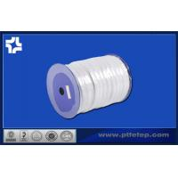 Expanded ptfe sealing tape with round cross section