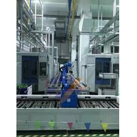 Buy Flexible Long Stroke Robot Linear Track , Loading And Unloading Robot 7 Axis at wholesale prices