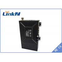 Buy COFDM Video Wireless Transmitter 33dBm / 37dBm Adjustable With 12V/7800mAh Battery at wholesale prices