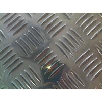 Quality 3000 Series 3003 H14 Polished Aluminum Diamond Plate Thickness 0.7mm-20mm for sale