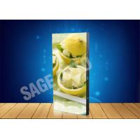 Quality Thin Video Wall P10 LED Video Curtain Transparency 5500 Cd/M2 Brightness for sale
