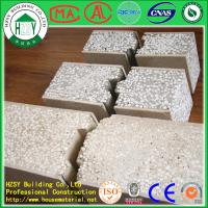 China Lightweight Heat Insulation Waterproof Solid Eps Sandwich Wall Panel on sale