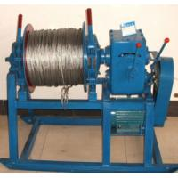 Buy High Efficiency Slip Way Winch Marine Tool Liting Pulling Winch for Drilling at wholesale prices