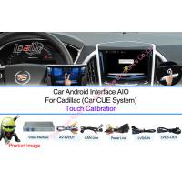 Buy Reverse Camera Android Navigation Box Video Interface for Cadillac CUE System at wholesale prices