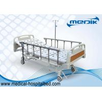 Buy cheap Mobile Handicapped Electric Hospital Bed With Remote Handset Control product