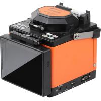 China KF - 6471 Auto , half and manual  Fiber Optic Cable Single Fibre Splicing Machine on sale