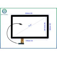 Buy cheap 21.5 Custom Touch Panel USB Interface Projected Capacitive Technology from wholesalers