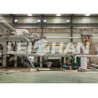 Quality Heavy Toilet Paper Manufacturing Machine , Toilet Paper Making Machine CE Approval for sale