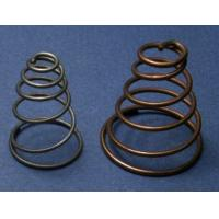 Quality High Precision Conical Compression Car Coil Spring For Automotive Heat Resistance for sale