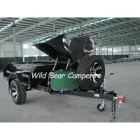 China Camping Trailer on sale