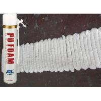 China 750ml Summer Type PU Foam Spray Cleaner / Spray Insulation Foam Can One-component on sale