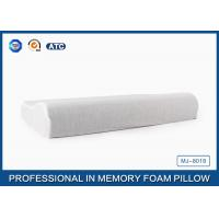 Buy cheap Natural Contoured Bamboo Charcoal Memory Foam Pillow Neck Support During Sleeping product