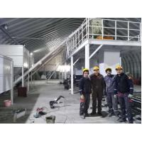 Quality XPS PU Cement And Mgo Sandwich Panel Machine Fireproof Wall Panel Making for sale