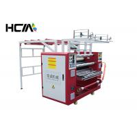 Quality Rotary Transfer Multicolor Lanyard Printing Machine / Dye Sublimation Heat Press for sale
