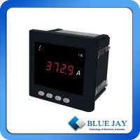 Quality LED Display Smart Meter Ampere Meter Single Phase Current Panel Meter Smart Electric Meter for sale