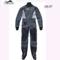 China Full dry suit waterproof diving equipment diving suit fishing drysuit on sale