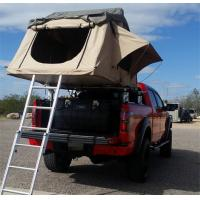 Quality Popular Automatic 4 Person Roof Top Tent Car Sunscreen Leak Proof Camping for sale