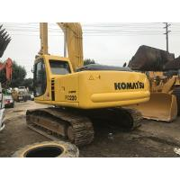 Quality Second Hand Komatsu Crawler Excavator Pc220-6 22 Ton New Paint 6 Cylinders for sale