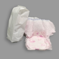 Quality Breathable Soft Leak Guard Baby / Elderly Unisex Adult Diapers for sale