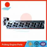 Quality HINO J08C J08E diesel engine cylinder head for KOBELCO excavator SK330-8 SK380D SK350-8 for sale