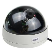 Quality Indoor H.264 CCTV IRCUT Night Vision Dash IP Camera for sale