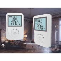 Buy Twist Switch Wired Room Thermostat Non - Programmable Energy Saving LVD EMC at wholesale prices