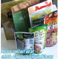 Quality Quad-seal Pouch,herbal Incense bags, Potpourri bags, Spice bags, Hologram bags for sale