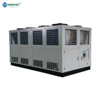 Buy Air-cooled Industrial Chiller 250 Kw Water Chiller For Food Processing Machine at wholesale prices