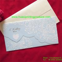 Quality Paper Wedding Card for sale