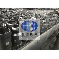 Quality Professional Silicon Carbide Pipe / Radiant Tubes For Indirect Heating System for sale