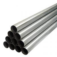 Quality Galvanized Round Steel Tube for sale