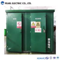 Quality 2200kva and 35 kv padmounted transformer for wind power generation for sale