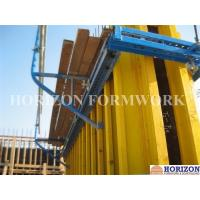 Quality Safety Platform Wall Formwork Systems Scaffold Board Brackets For Pouring Concrete for sale
