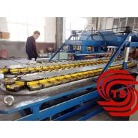 Buy cheap 63-250mm PVC Double Wall Corrugated Plastic Pipe Making Machine , High Output product