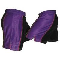 Quality Purple MMA Fight Shorts professional muay thai boxing shorts for sale