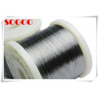Quality 0.01-10mm NiCr 80 20 Anti - Corrosion For Nichrome Battery Heating Wire for sale