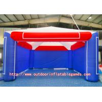 Quality Party Events Decoration Inflatable Tent Double Stitch For Car Shelter Show for sale