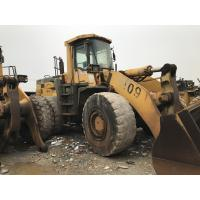 Quality 315HP Used KOMATSU Loader  WA500 3 , Second Hand Front End Loaders 15.2L Displacement for sale