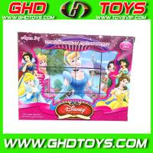Quality Interesting  Princess  Puzzle set for sale