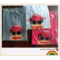 Quality Ladies` Printed T Shirt for sale