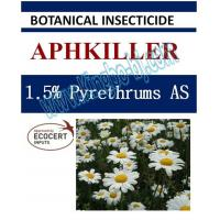 Buy cheap organic insecticide, 1.5% Aphkiller AS, pyrethrin, biopesticide, botanic, from wholesalers
