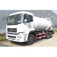 Quality Dongfeng 18cbm 18000 Liters Road Cleaning Truck 18t 20 Tons Fecal Sewage Suction Truck for sale