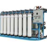 Quality UF System Ultrafiltration Water Purification System System Ulltrafilter Water Treatment System for sale